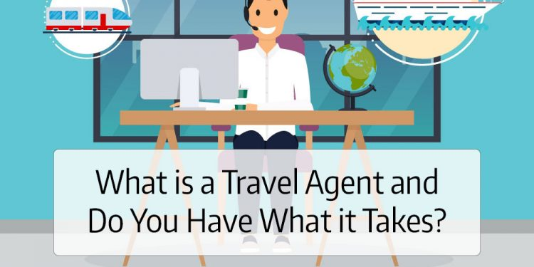 Definition of a Travel Agent