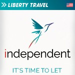 Independent by Liberty Travel 150 x 150 January 2019